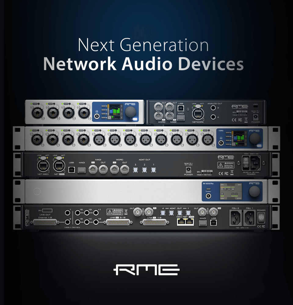 Next Generation of Network Audio Devices