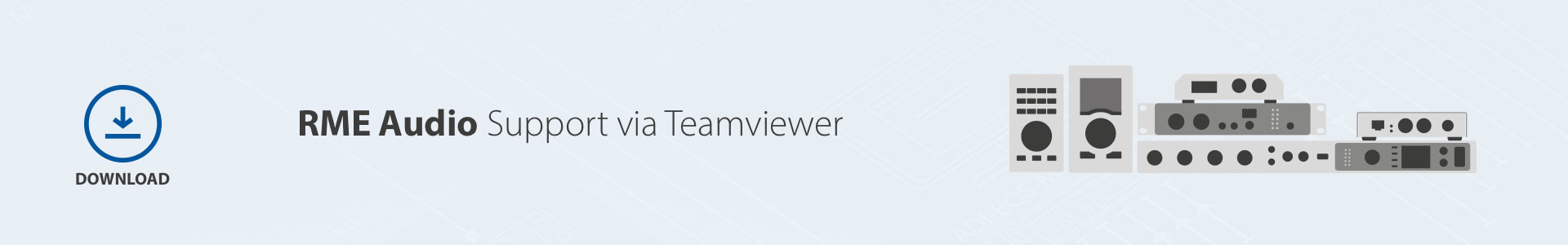 RME Audio Teamviewer Support