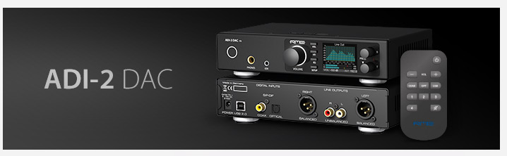 RME Audio ADI-2 DAC