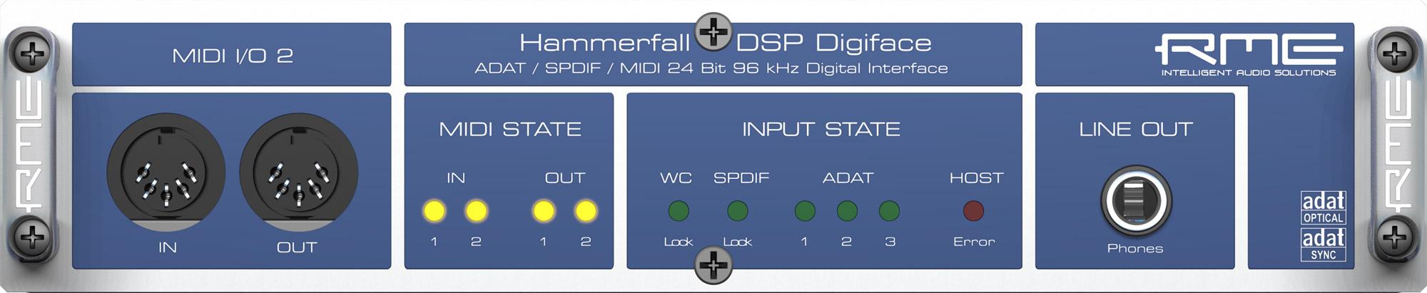 HAMMERFALL DSP DIGIFACE DRIVERS FOR WINDOWS 8