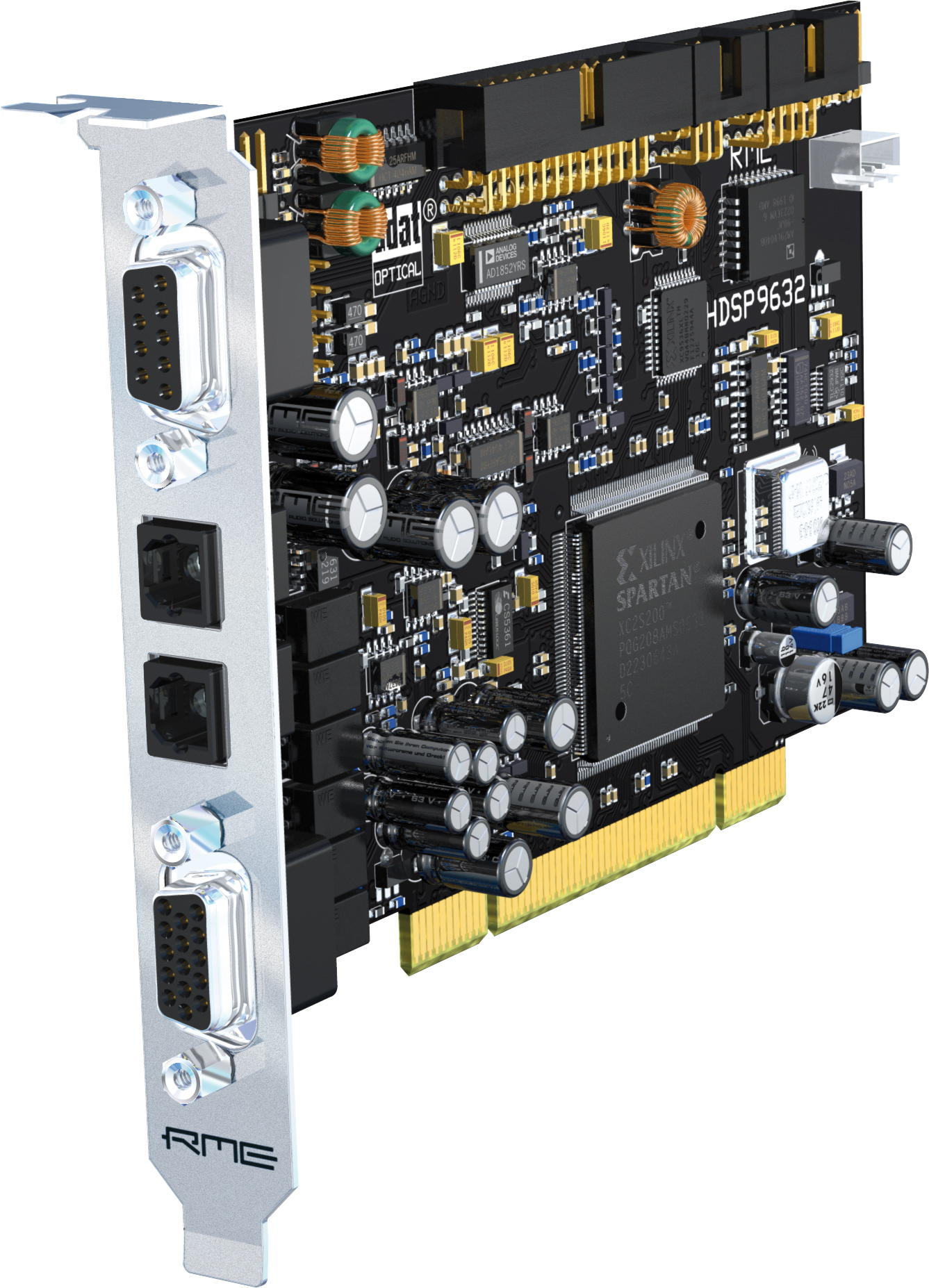 DRIVERS FOR RME HDSP 9632