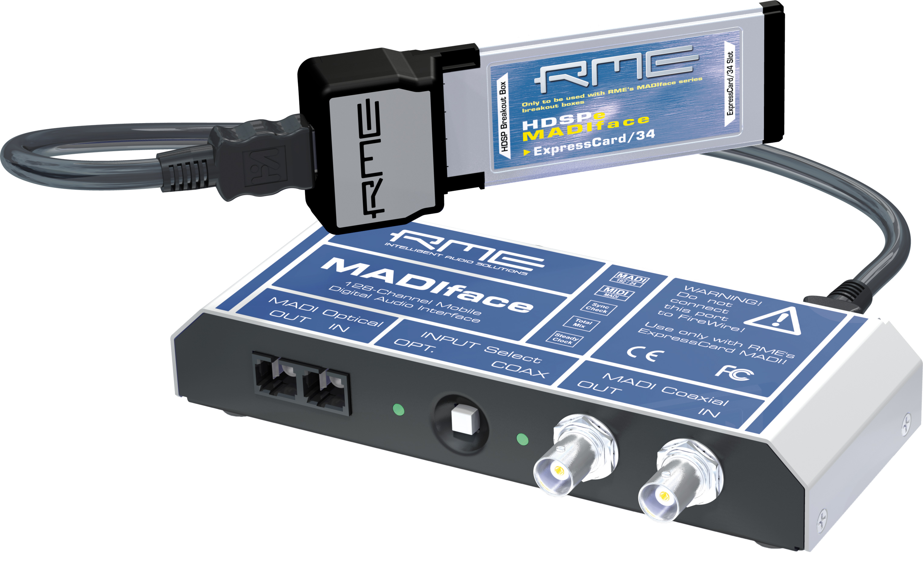 NEW DRIVERS: RME MADIFACE USB