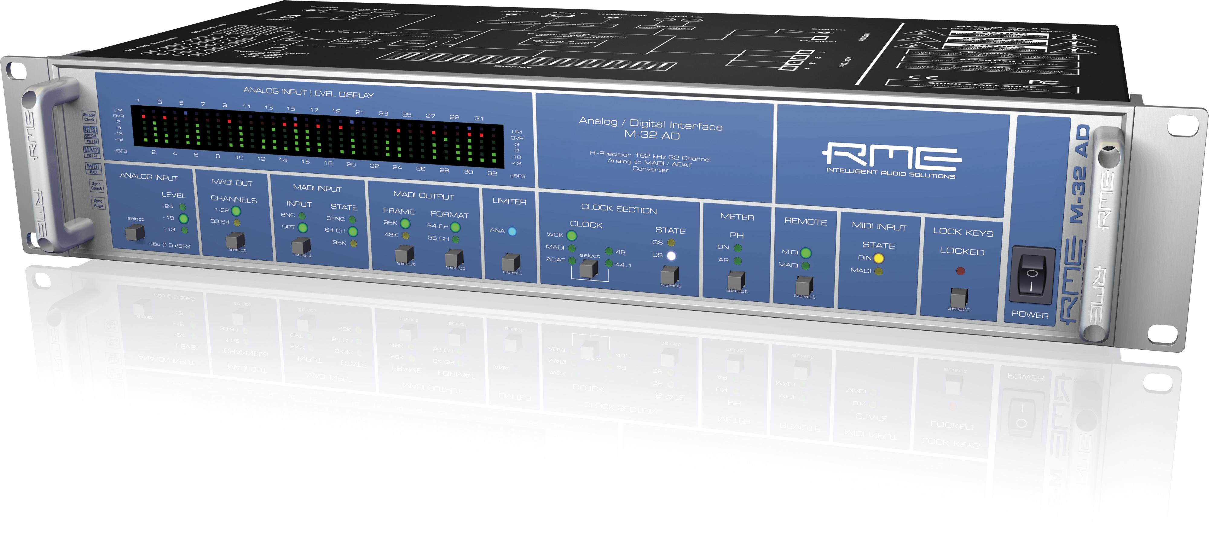 RME: M-32 AD